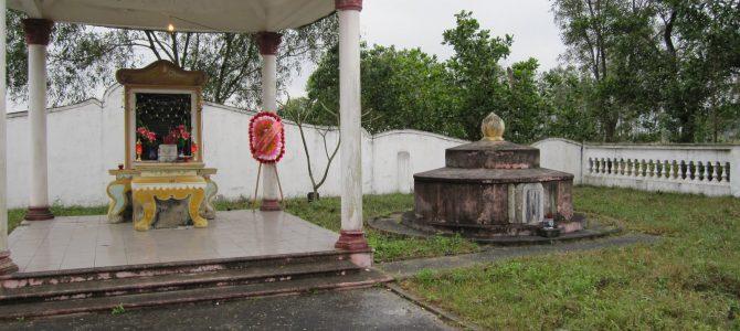 Đền thờ Bạch Liêu xã Mã Thành