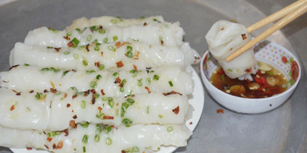 Bánh mướt chợ Gám nức danh quê lúa Yên Thành