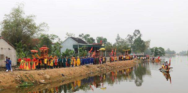 Lễ hội đền Đức Hoàng – Phát huy giá trị văn hóa tâm linh người dân xứ Nghệ
