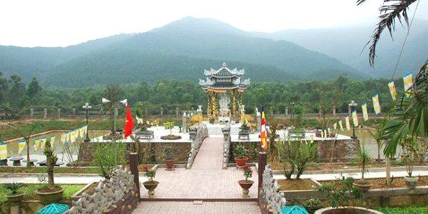 Linh thiêng chùa Cổ Am