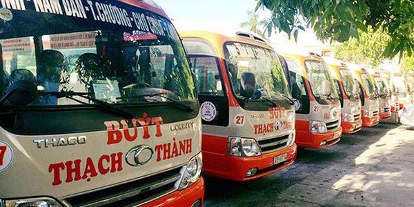 Tuyến xe buýt Vinh Tân Kỳ