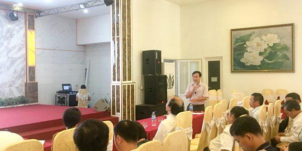 Hội nghị triển khai công tác phòng, chống bão lụt, thảm họa thiên tai 2018